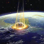 2nd Public Domain asteroid_impact_KT_extinction