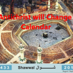 Antichrist Will Change the Calendar