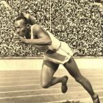 Public Domain Image Jesse Owens compliments of National Archives